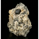 Melanite garnet Italy M02399